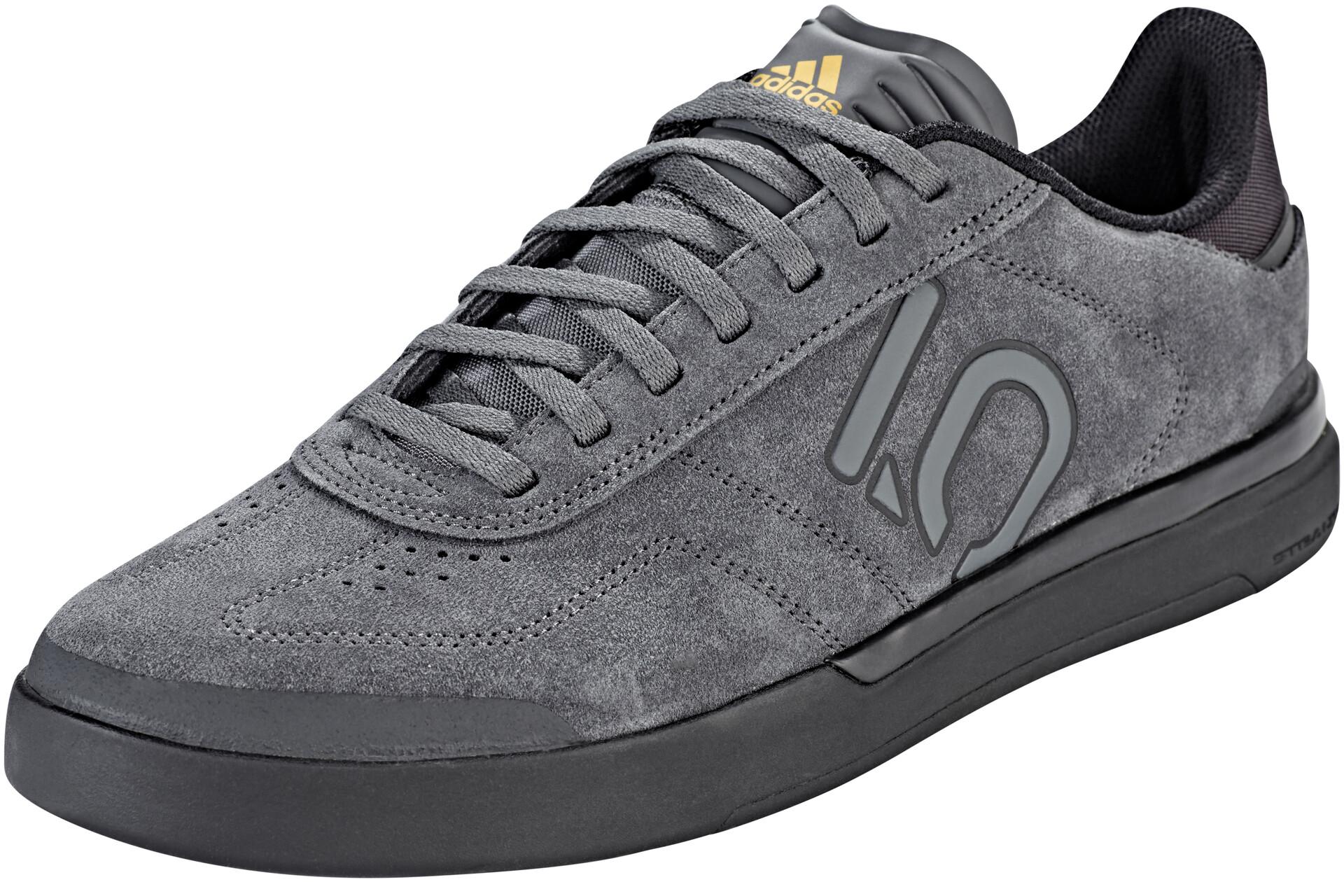 adidas Five Ten Sleuth DLX Mountain Bike Shoes Men gresixcore blackmagold